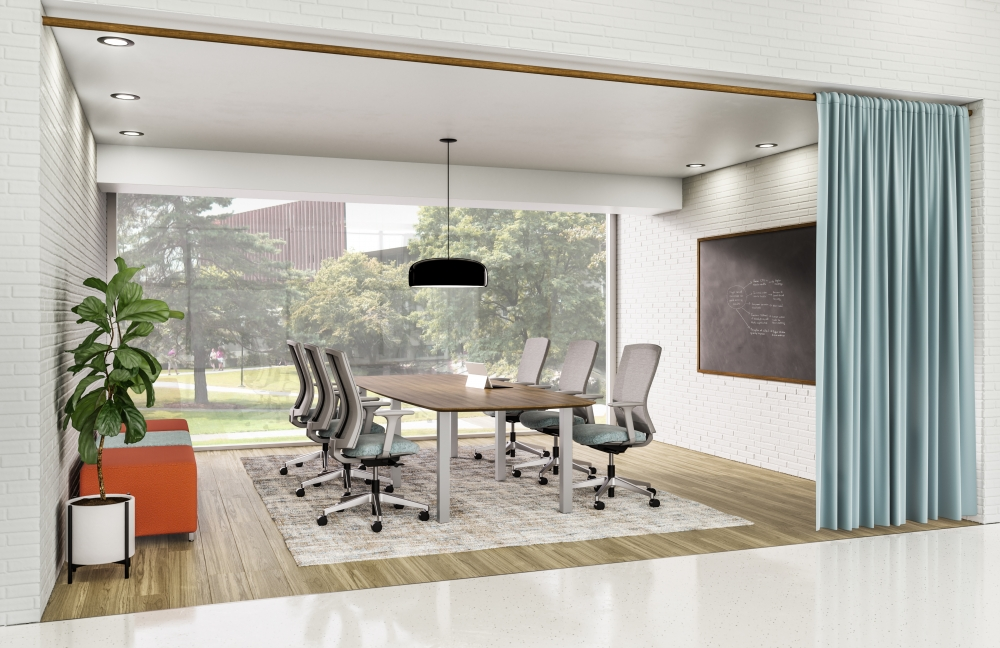 AIS Small Conference Table Room