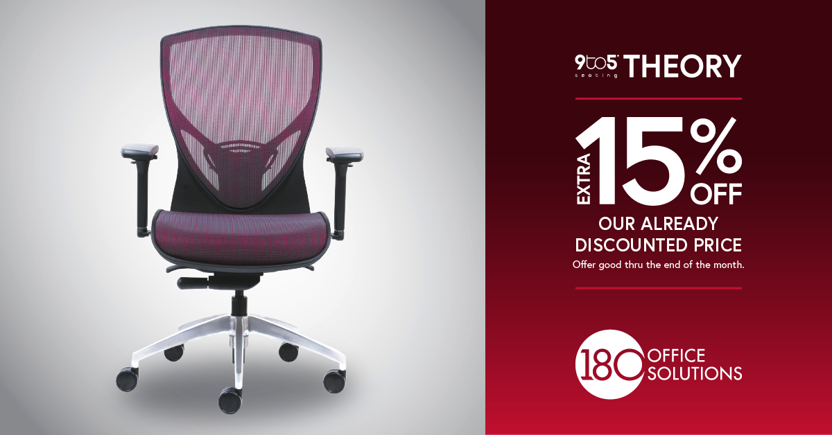 Contact 180 Office Solutions today to take advantage of this limited-time discount!