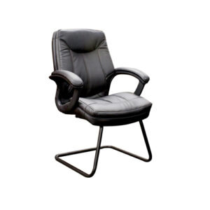 OFD 7200 Faux Leather Visitors Chair