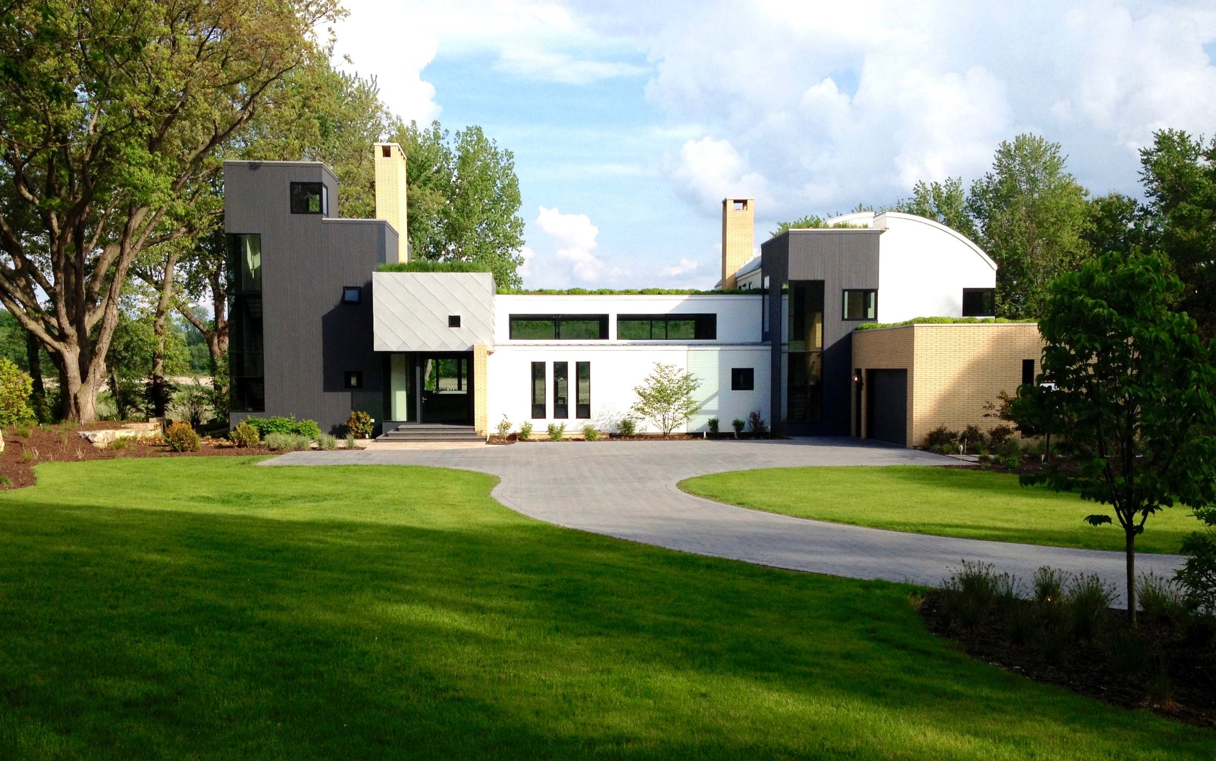 - BESPOKE RESIDENTIAL ARCHITECTURE since 1988