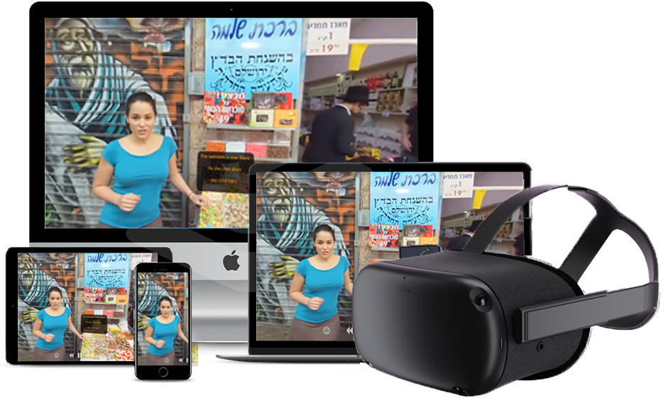 SIY WORKS Everywhere - Our Cross-Platform solution can be accessed through any of your devices. For the most effective experience we recommend using a VR headset.