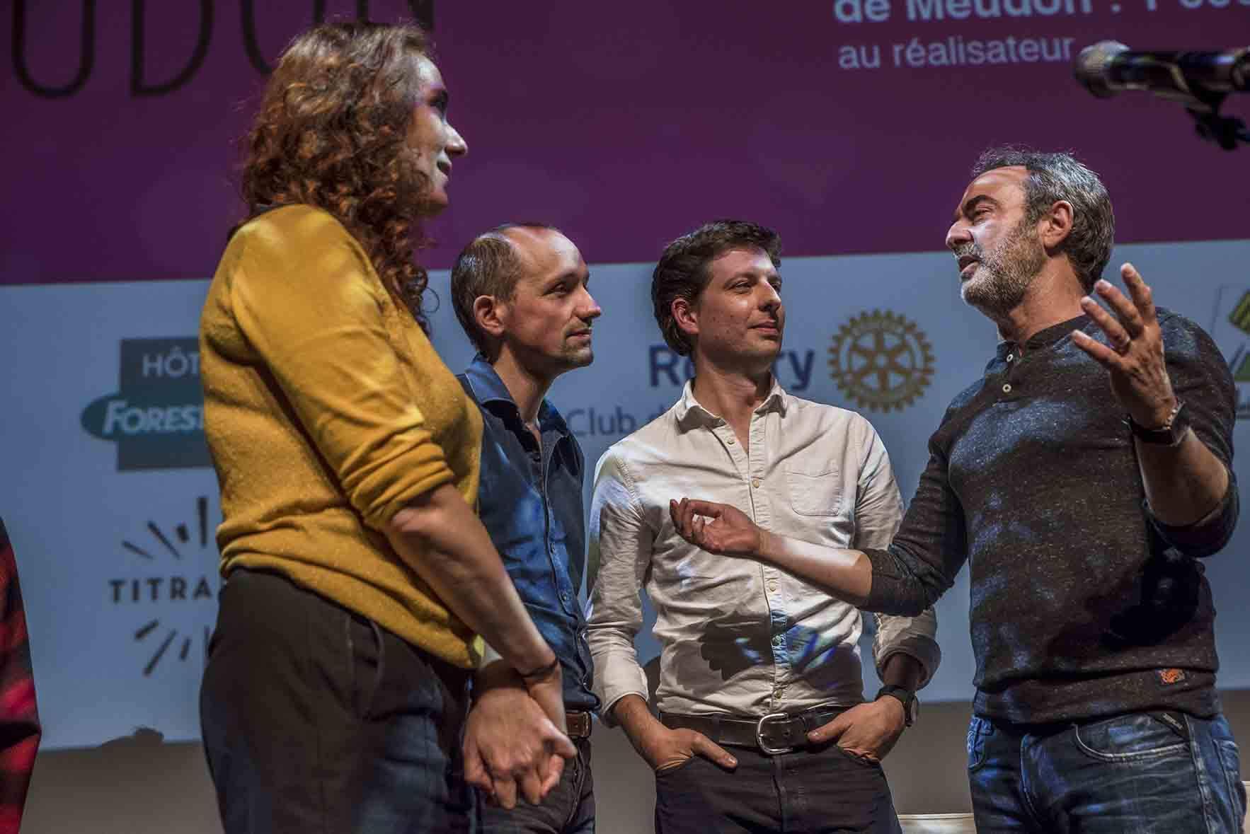 Festival Meudon |  Pile Poil  de Laurianne Escaffre et Yvo Muller