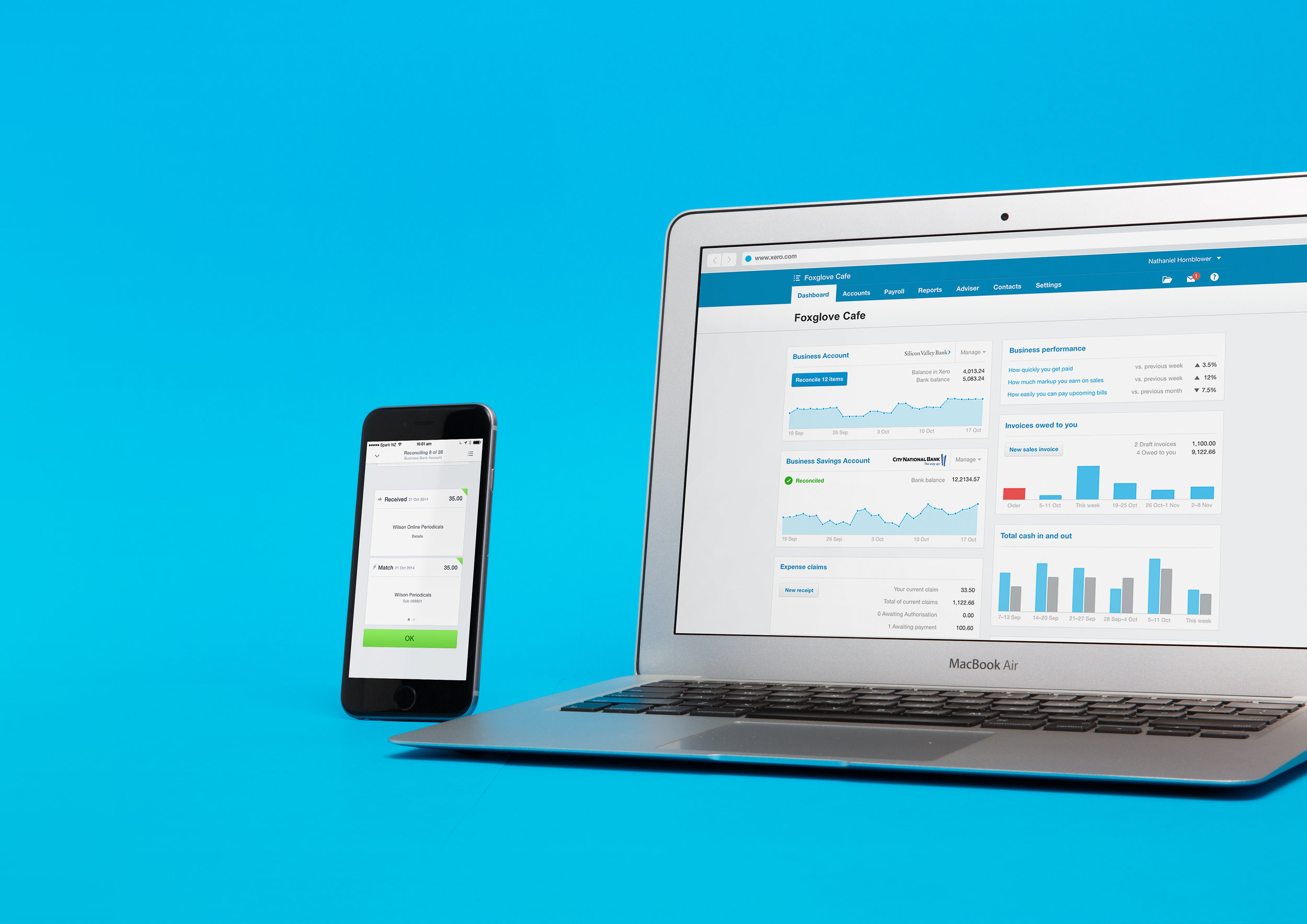 We are Xero Partners - Beautiful Accounting Software