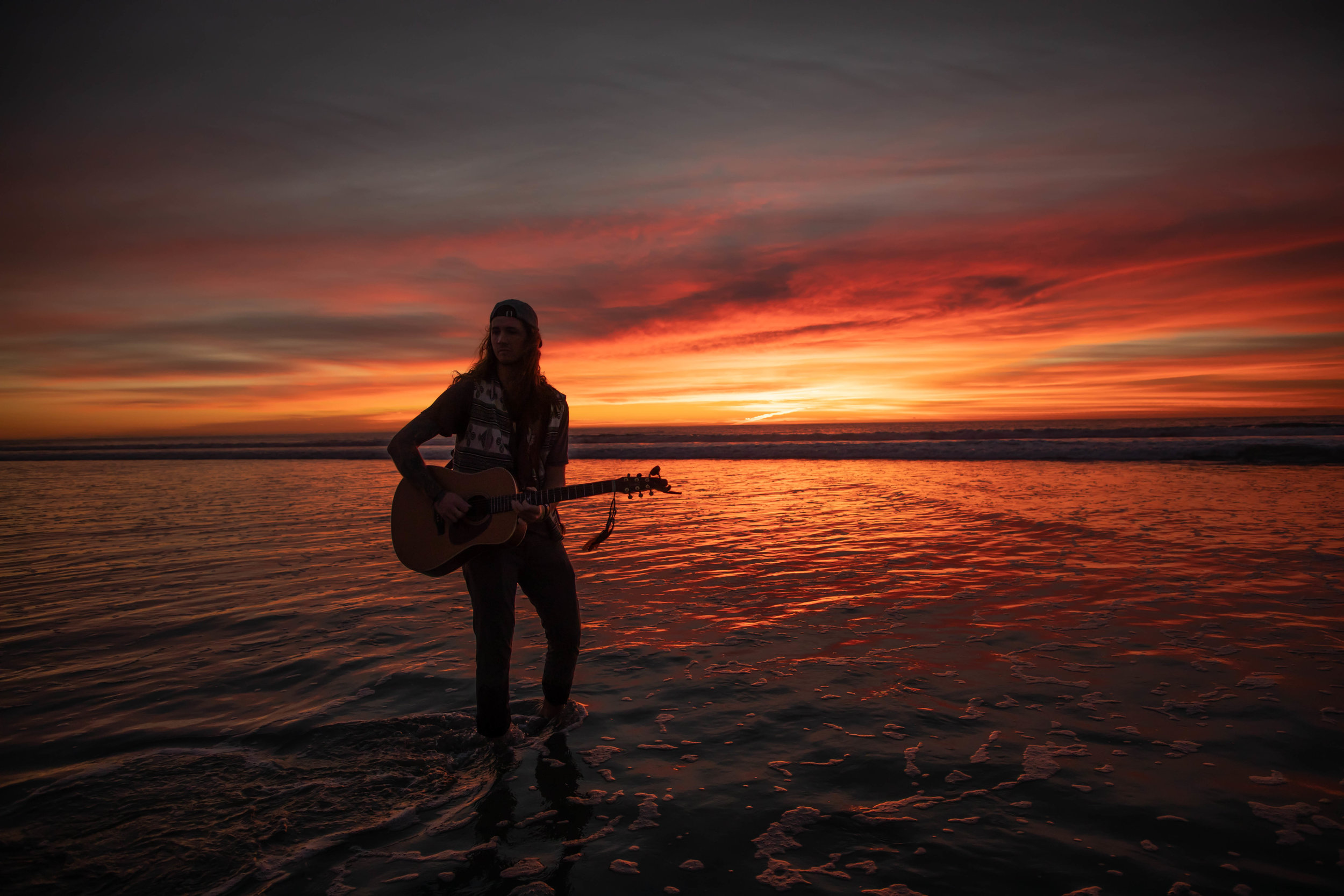 Sunset Symphony by Braeden Riehl