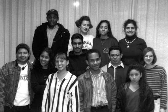 Accion Boricua student club, 1993-1994 .jpg