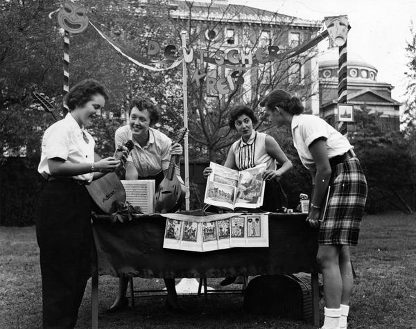 Barnard College Deutscher Kreis, circa 1950s.jpg