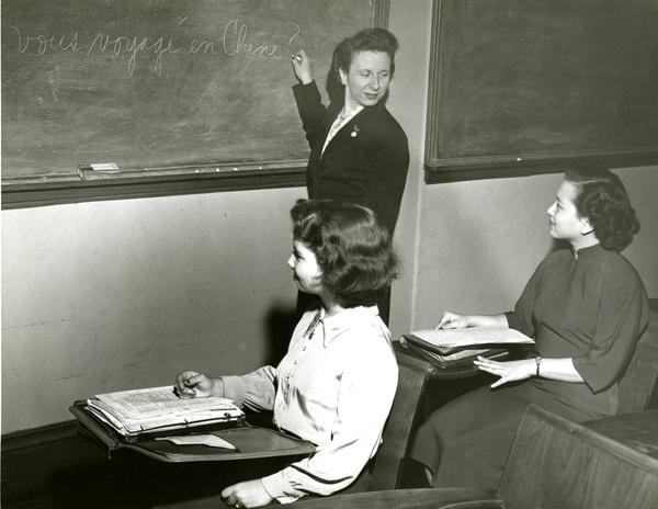 French Class, circa 1952.jpg
