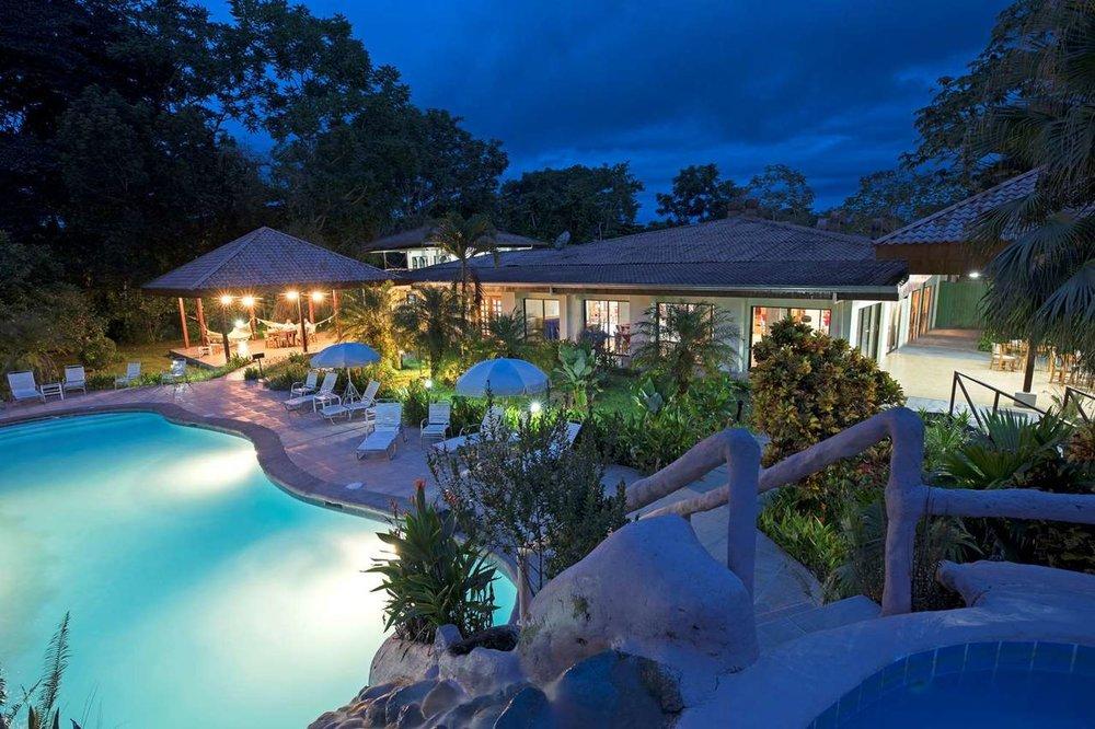 Crocodile Bay Eco Resort