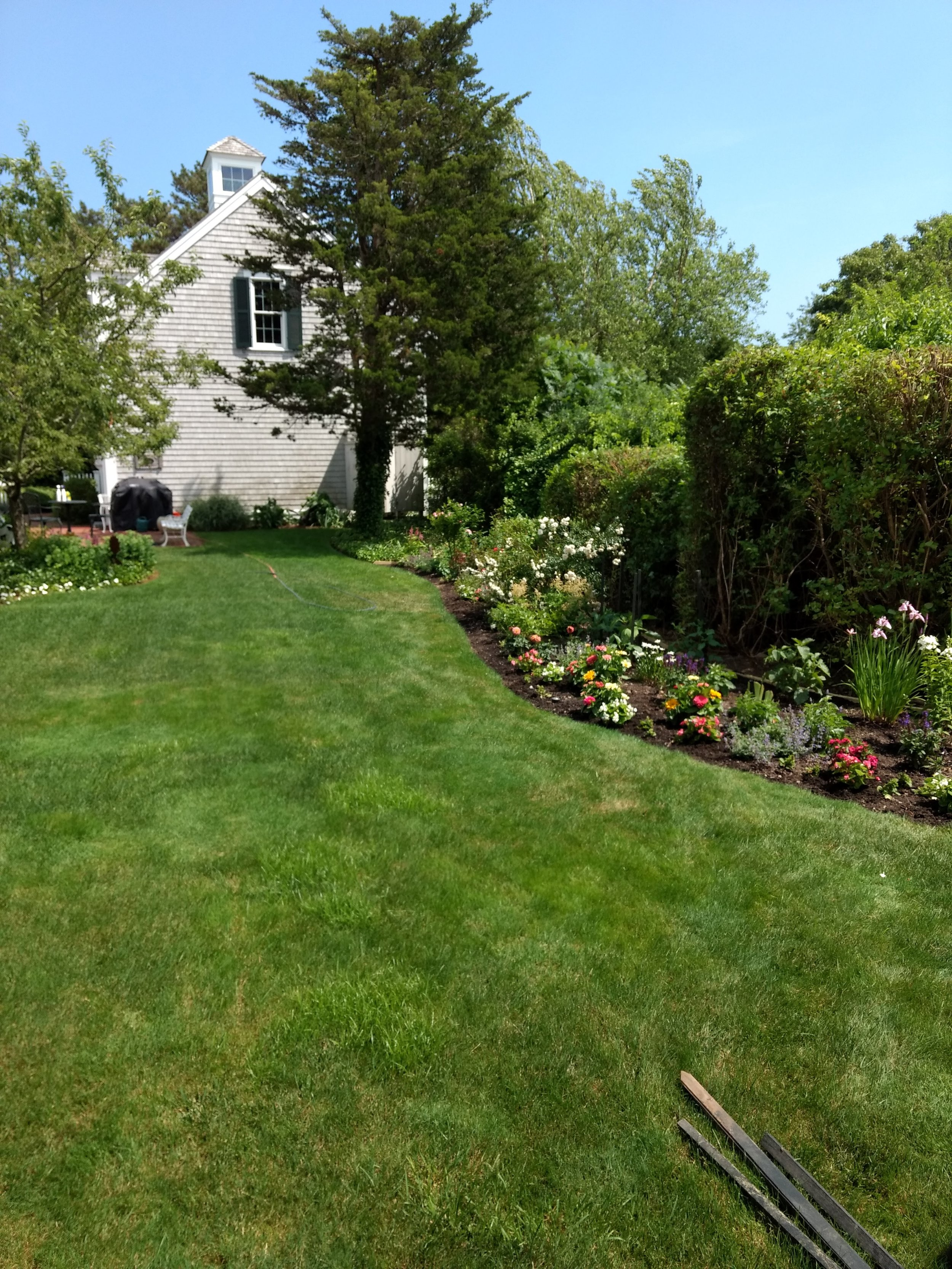 Upper Cape Garden Restoration (After)