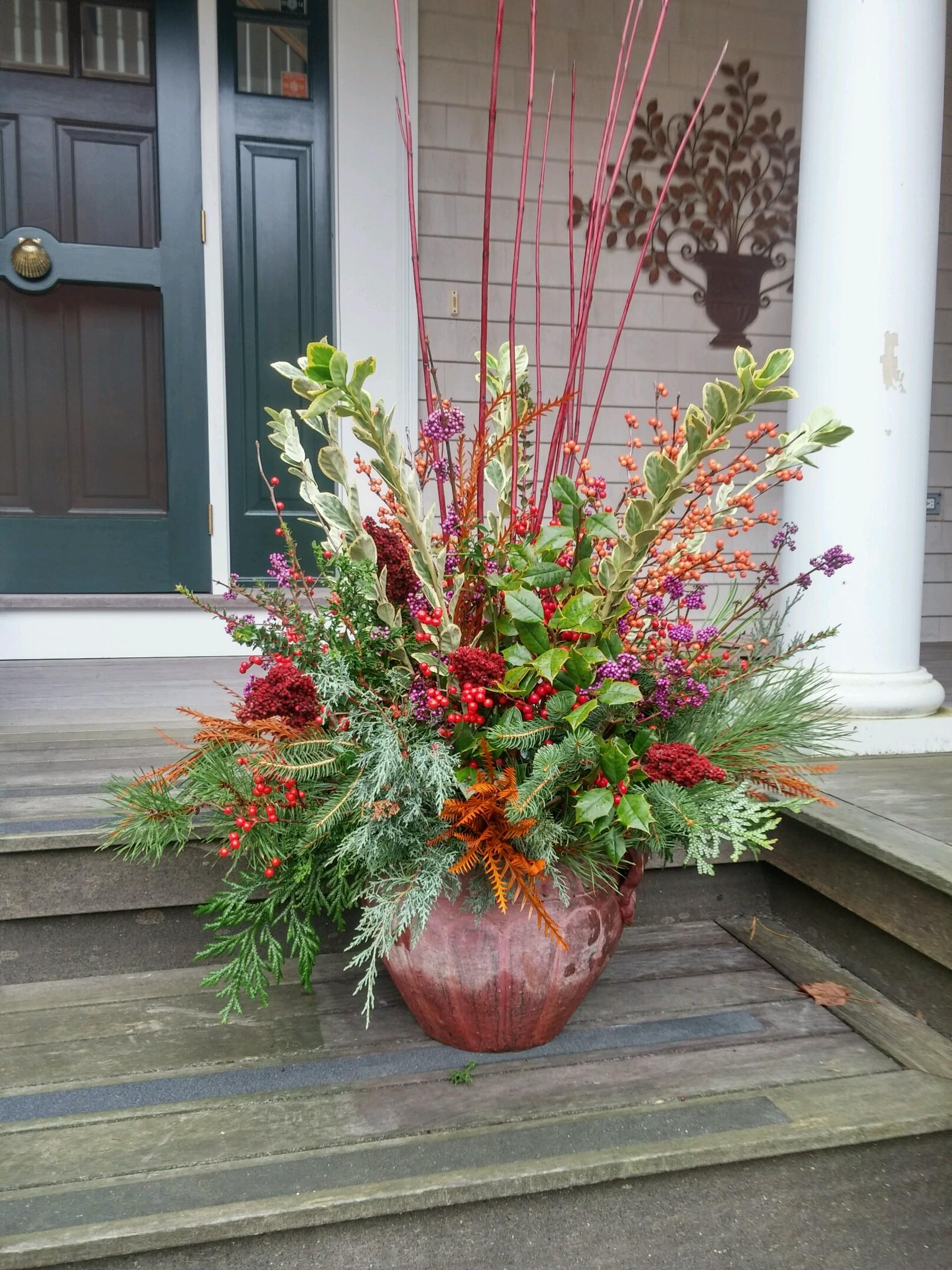 Seasonal Container Designs