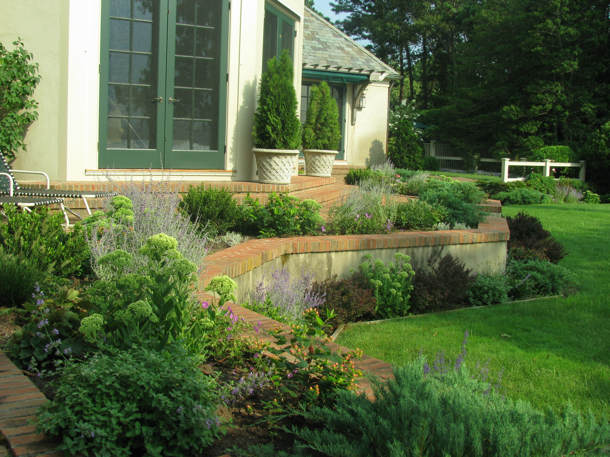 Osterville Seaside Garden Renovation (After)