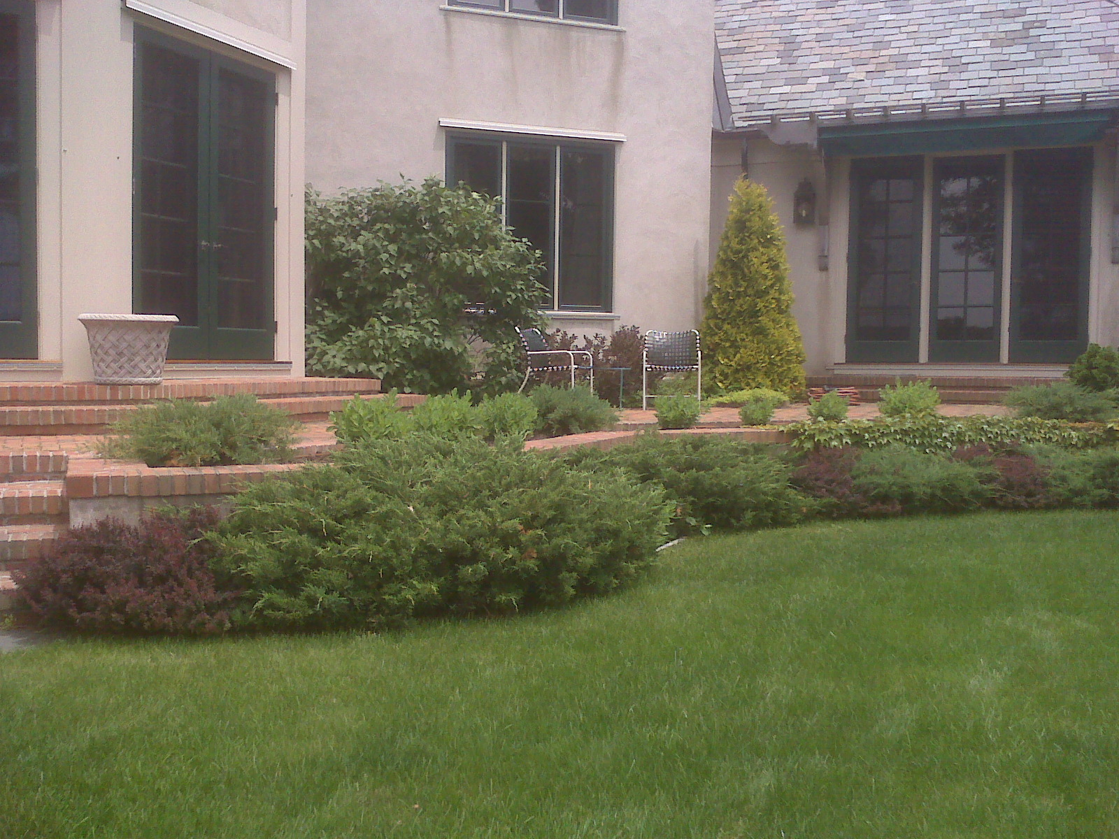 Osterville Seaside Garden Renovation (Before)