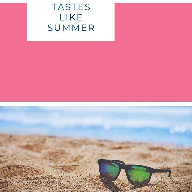 MMMMM.  YES IT DOES! ☀️☀️☀️#summer #ediblecookiedough #icecream #ptpleasabtbeach #beachlife