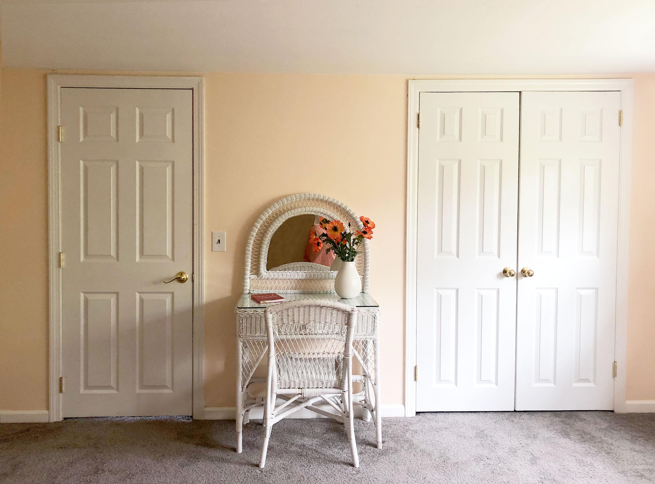After: Bedroom
