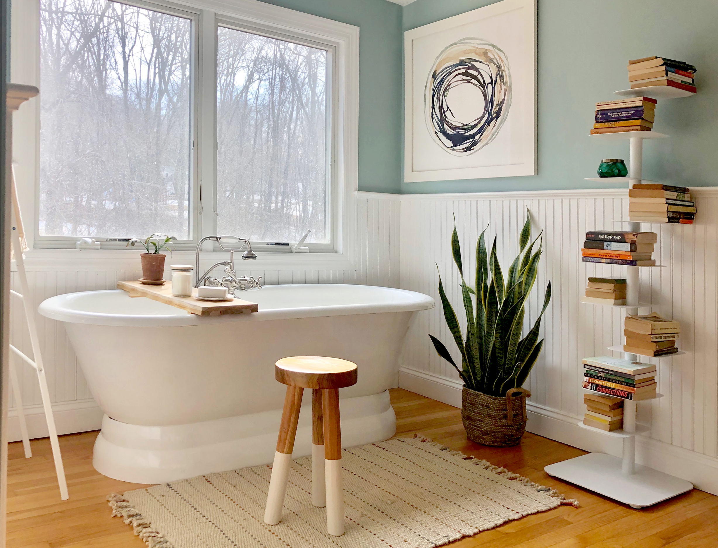 Bathtub Nook -