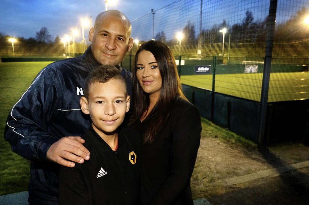A football facility for the community. - Nigel Quashie, his partner Kerry Clarke and their son Brayden who is 11 years of age, along with Kerry's father Ian have saved the former Powerleague site in Halesowen. Soccer Zone will be home the Nigels IPDA footballl academy where he coaches over 200 players a week age 5-14years.The facilities will be improved for both the community and local football teams to enjoy whilst developing their football skills.