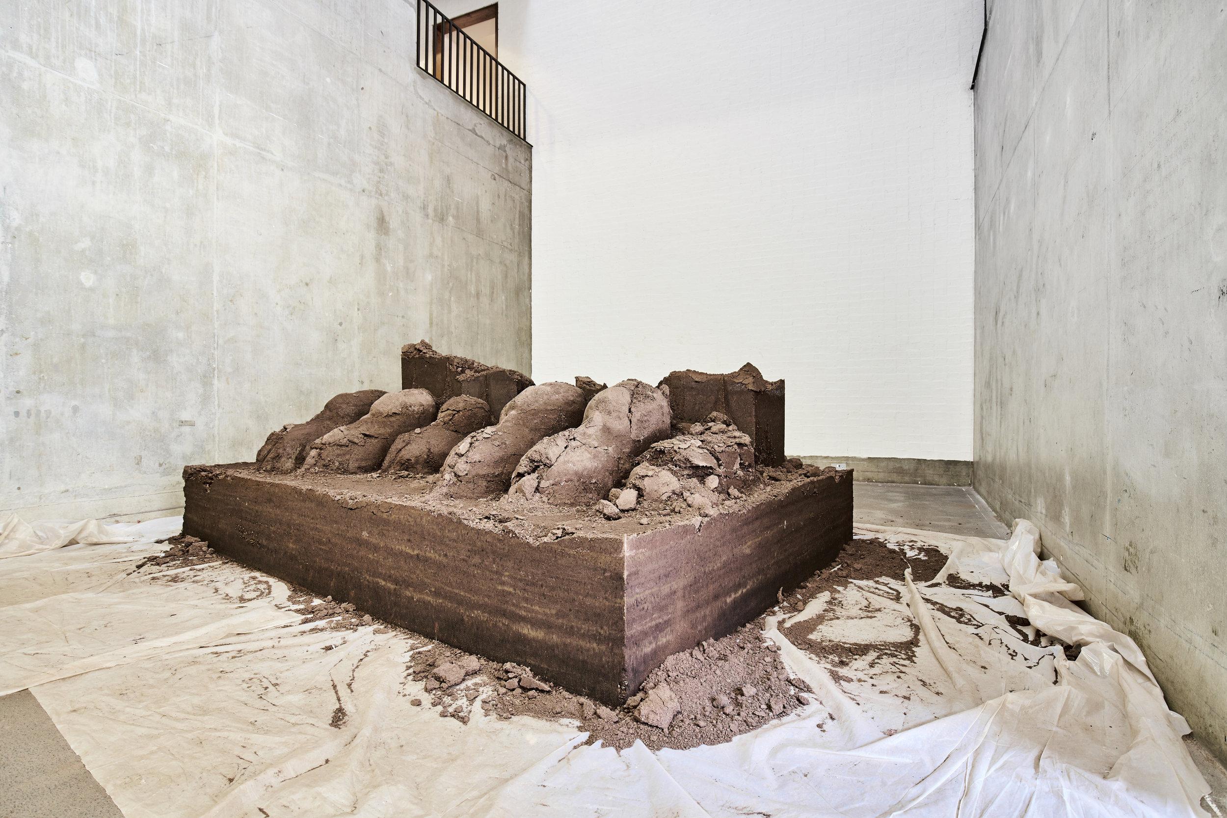 Abbas Akhavan, Variations on Ghost, 2017–2018