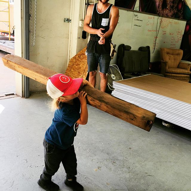 Usually we think kids should not be forced to work, but...