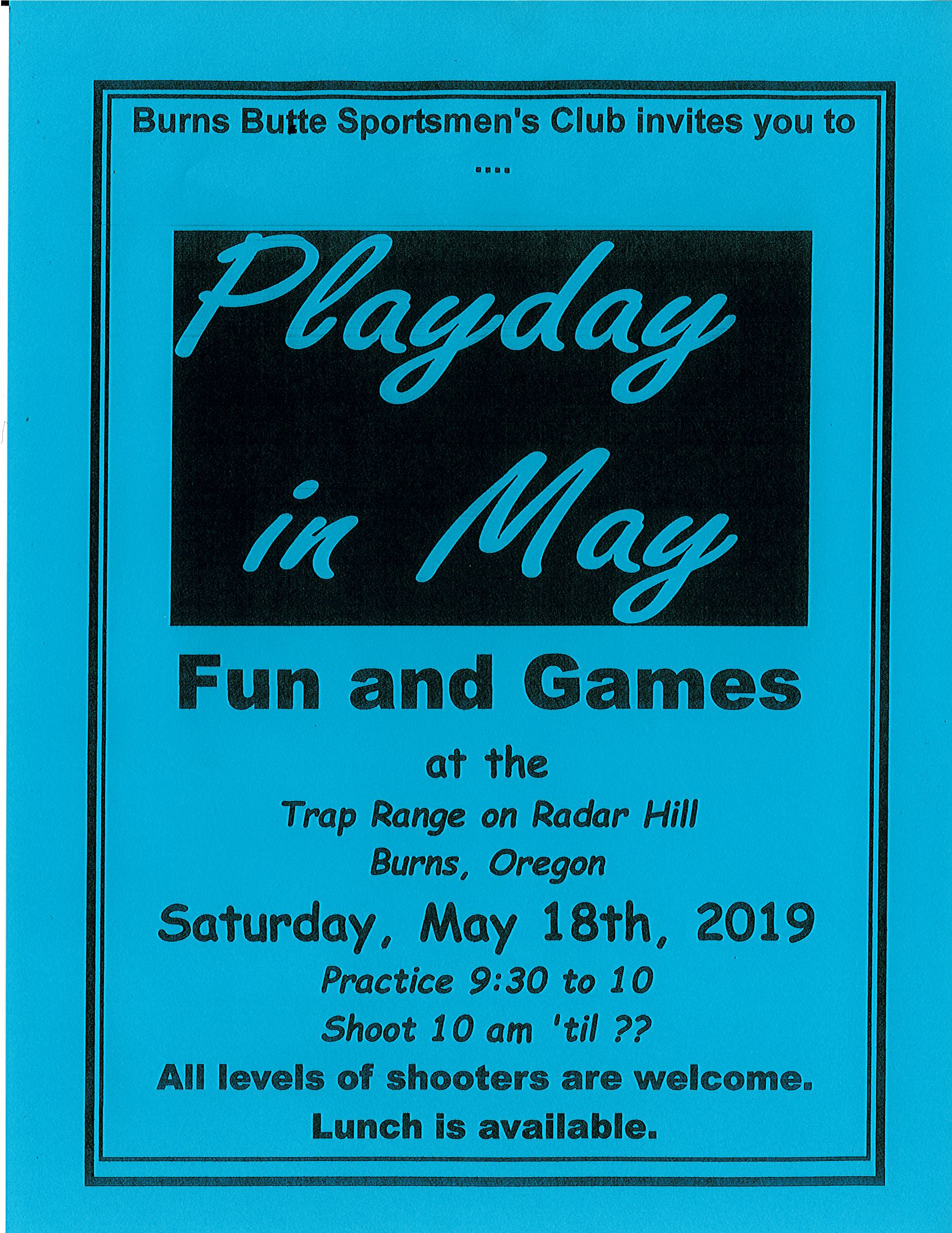 Burns Butte Sportsmans Playday in May.jpg
