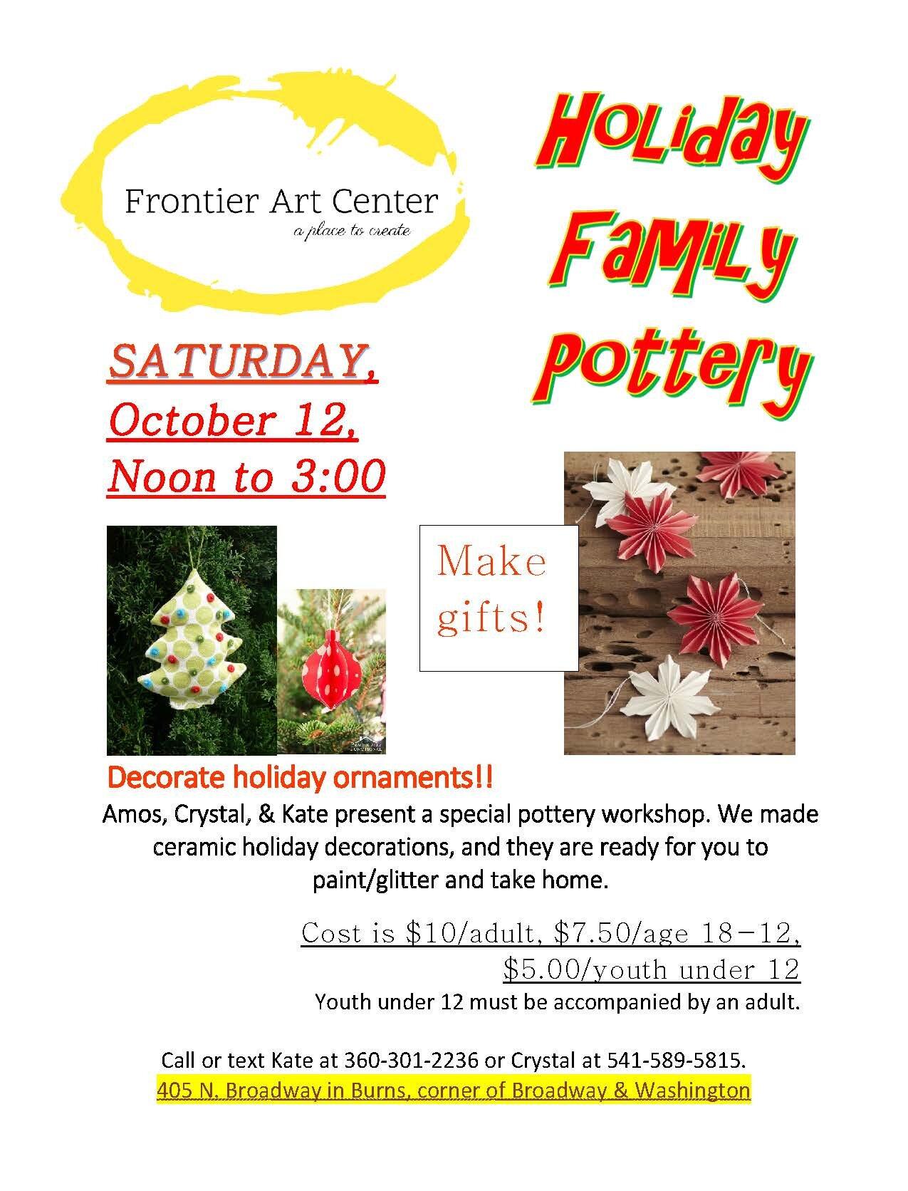 2019 HOLIDAY Family Pottery, Oct flyer.jpg