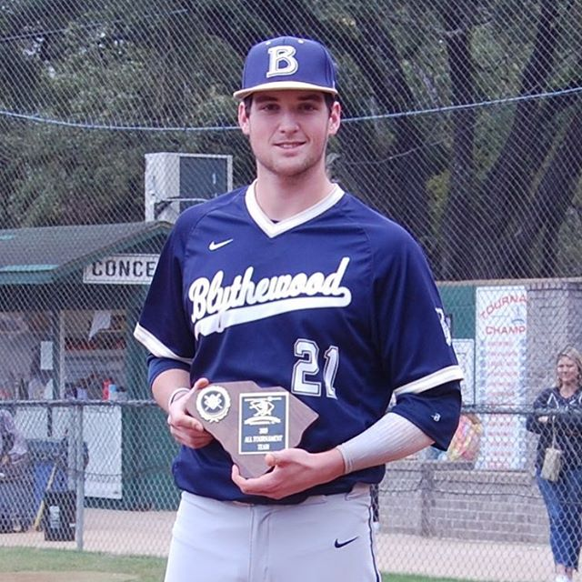 All Tourney from Blythewood is Landon Lucas.