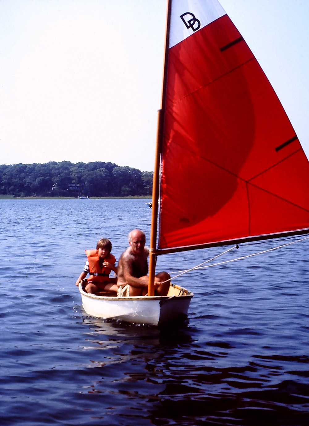 more sailing with my dad
