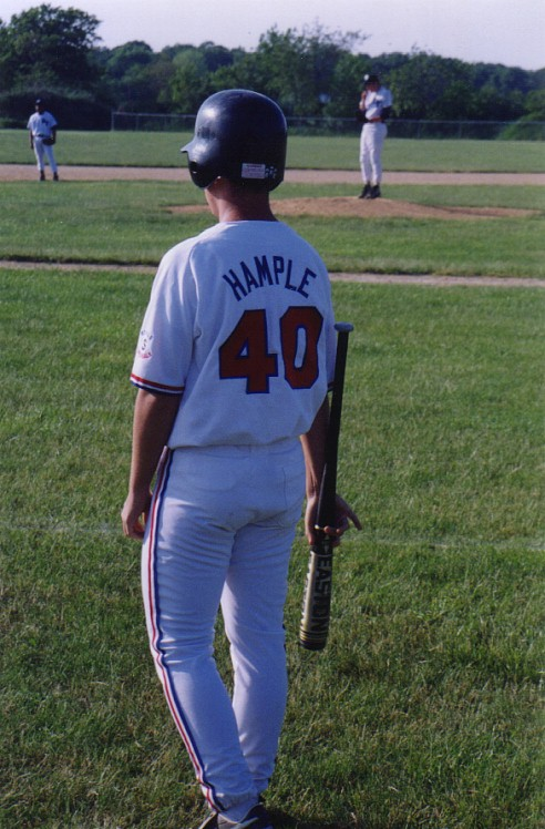 playing summer ball with the Bayside Royal-Cardinals