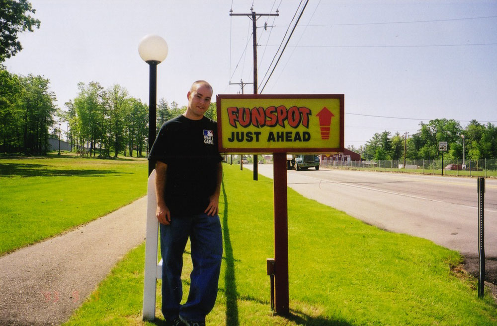 at Funspot in Weirs Beach, New Hampshire for a video game competition