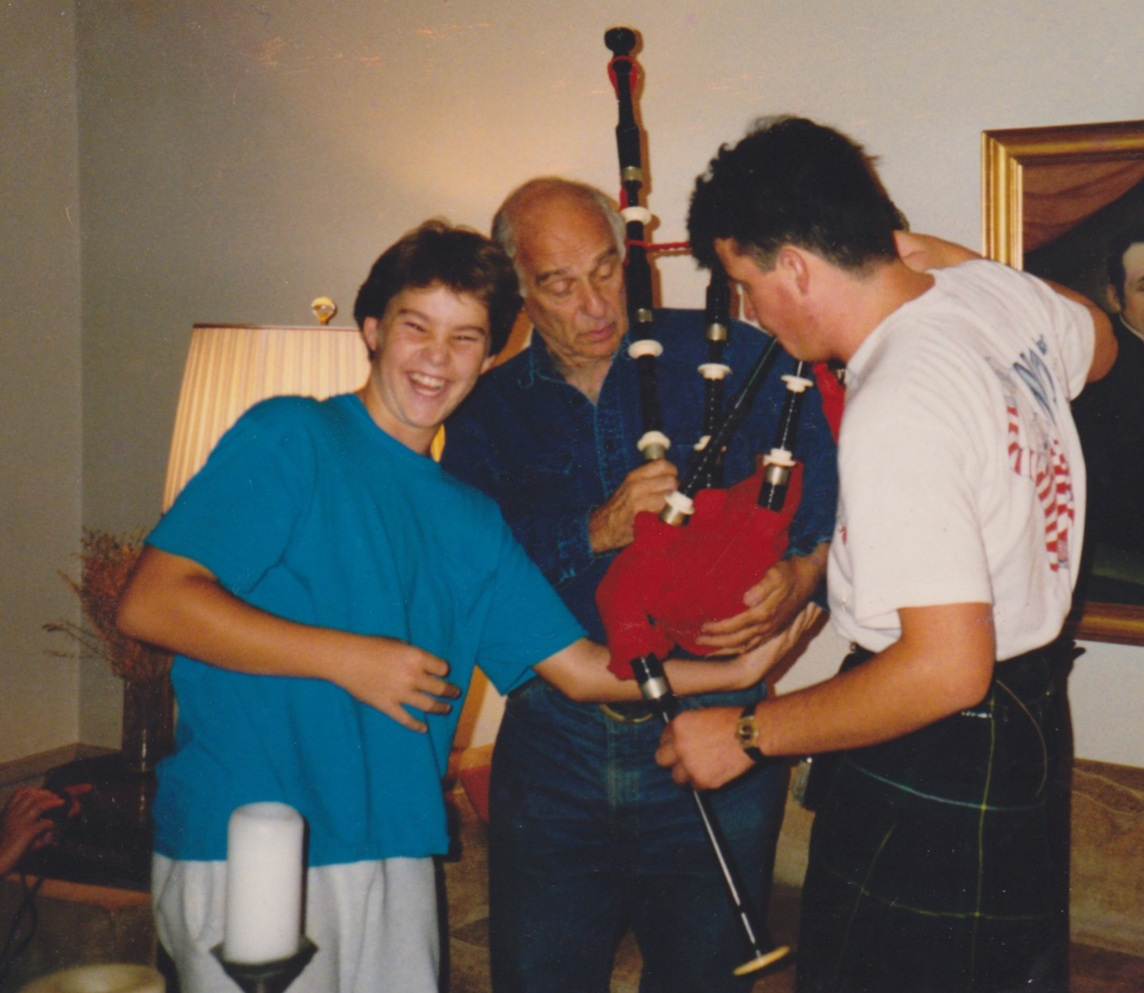 bagpipes are funny