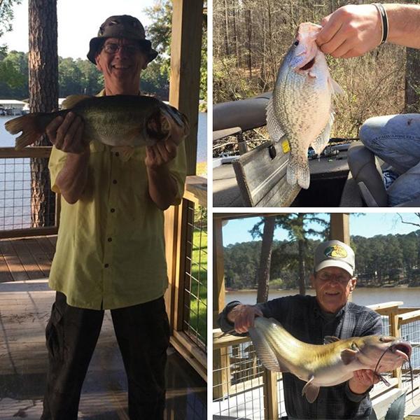 Clarks Hill Lake Fishing