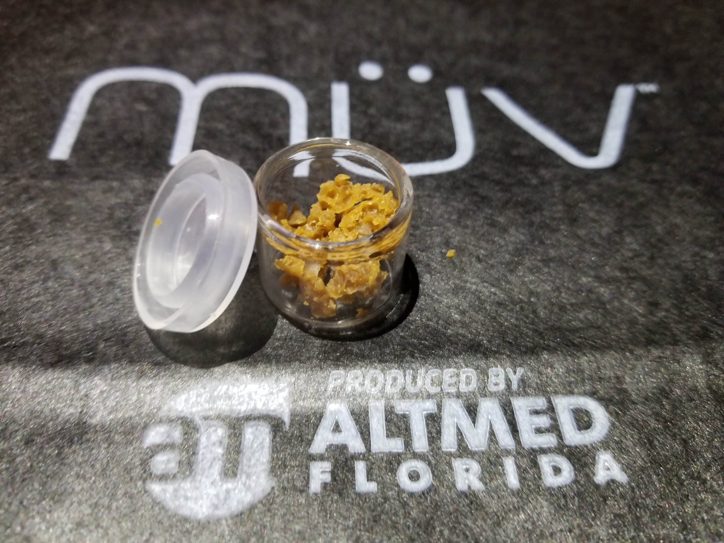 Skrewball Crumble Concentrate From  MuV (Tampa)