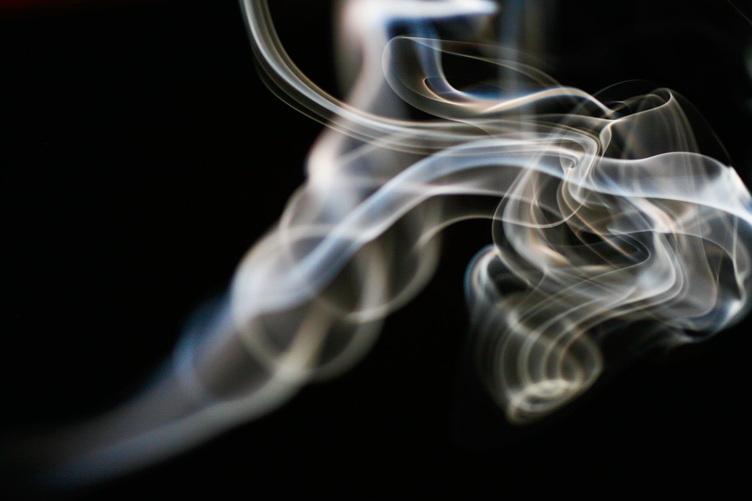 Being smoke free