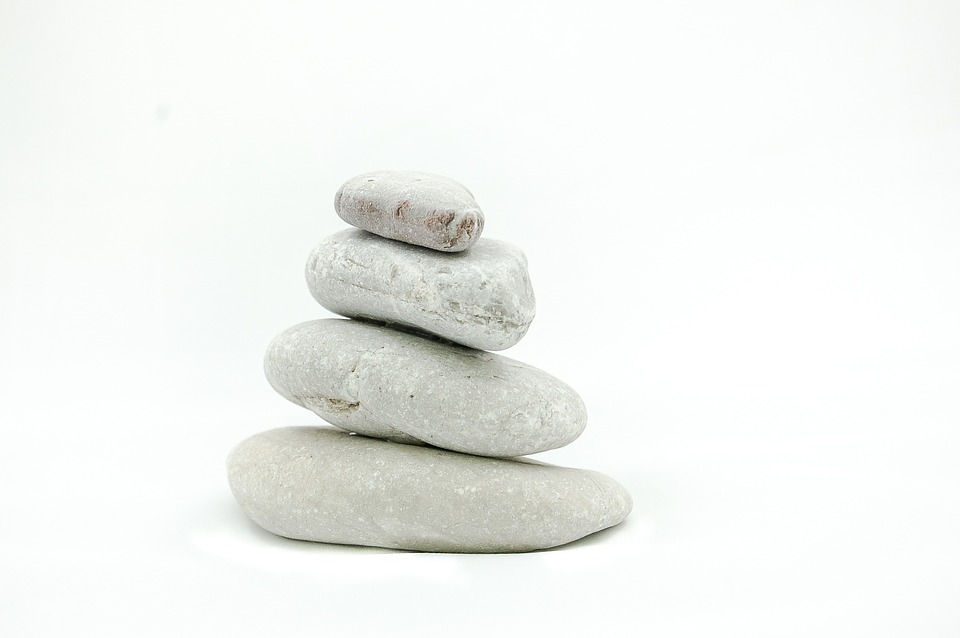Feeling balanced in every way