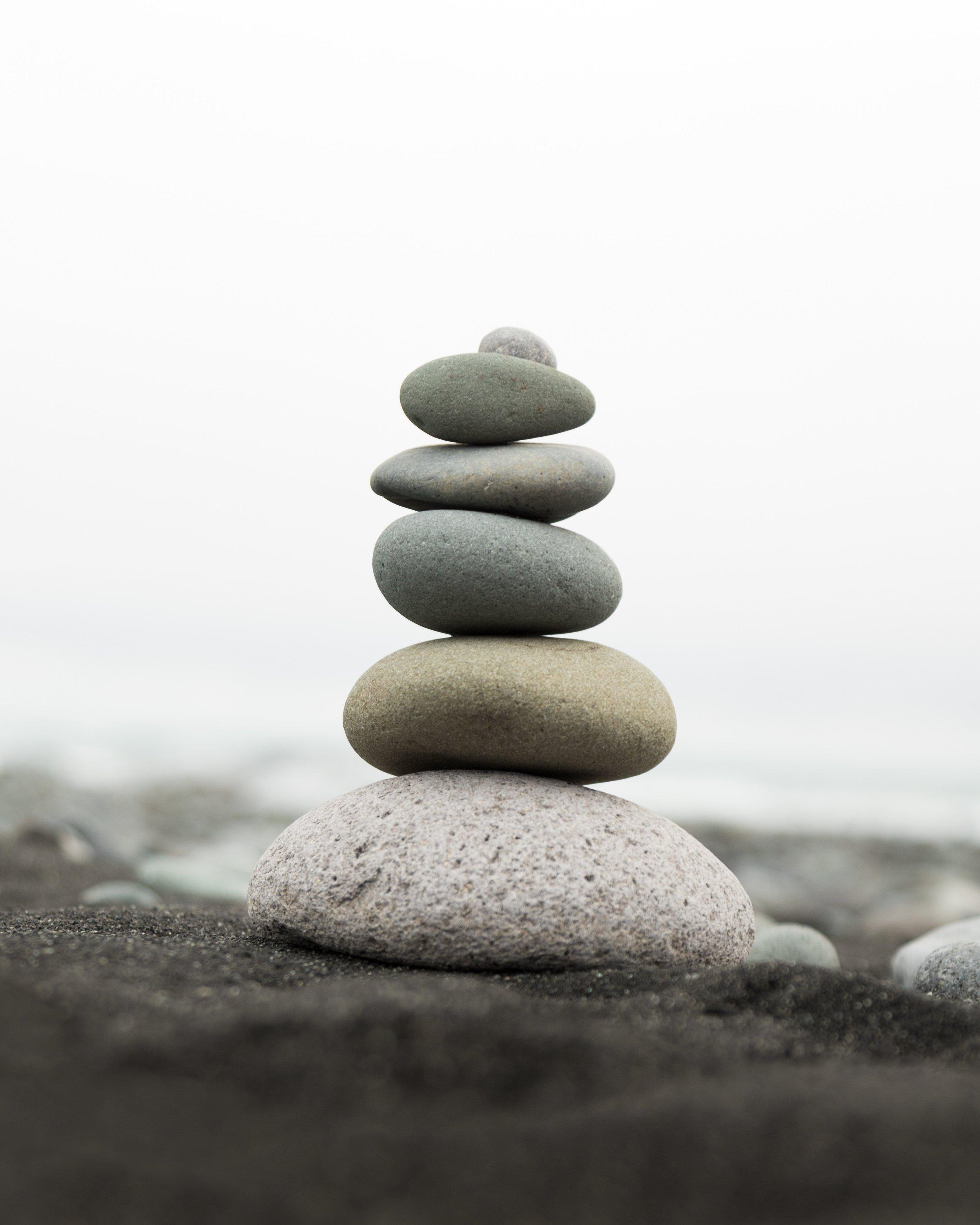 Feeling balanced