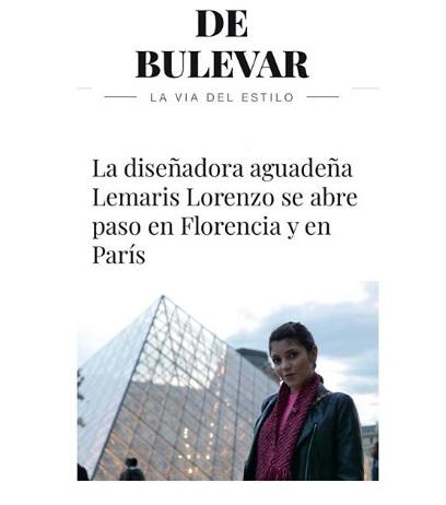 Blog De Bulevar, 2018