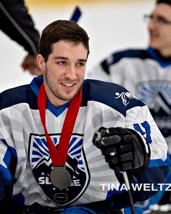 Alberta Sledge x Canadian Sledge Hockey Championship 2019