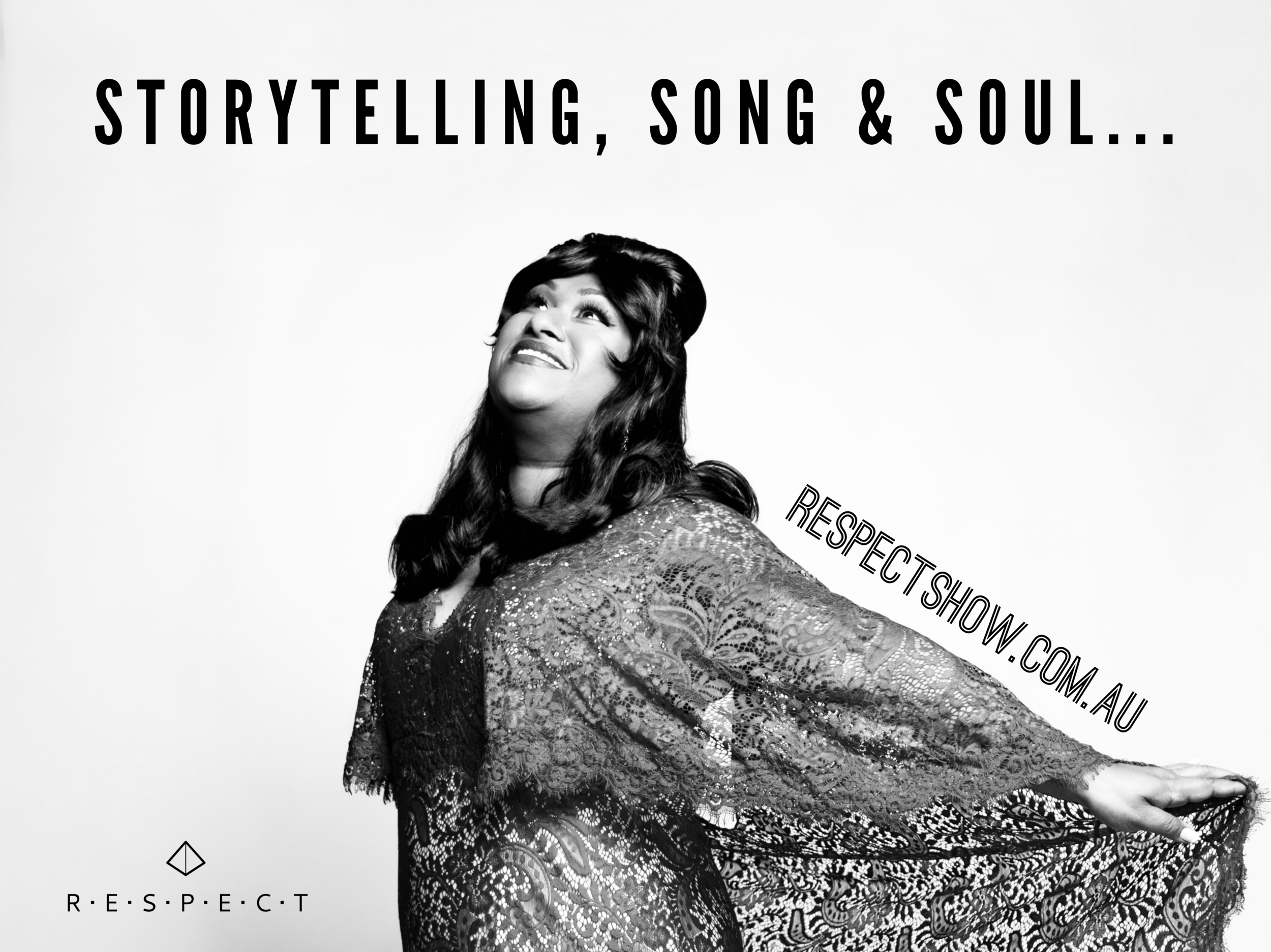 Storytelling, song and soul...