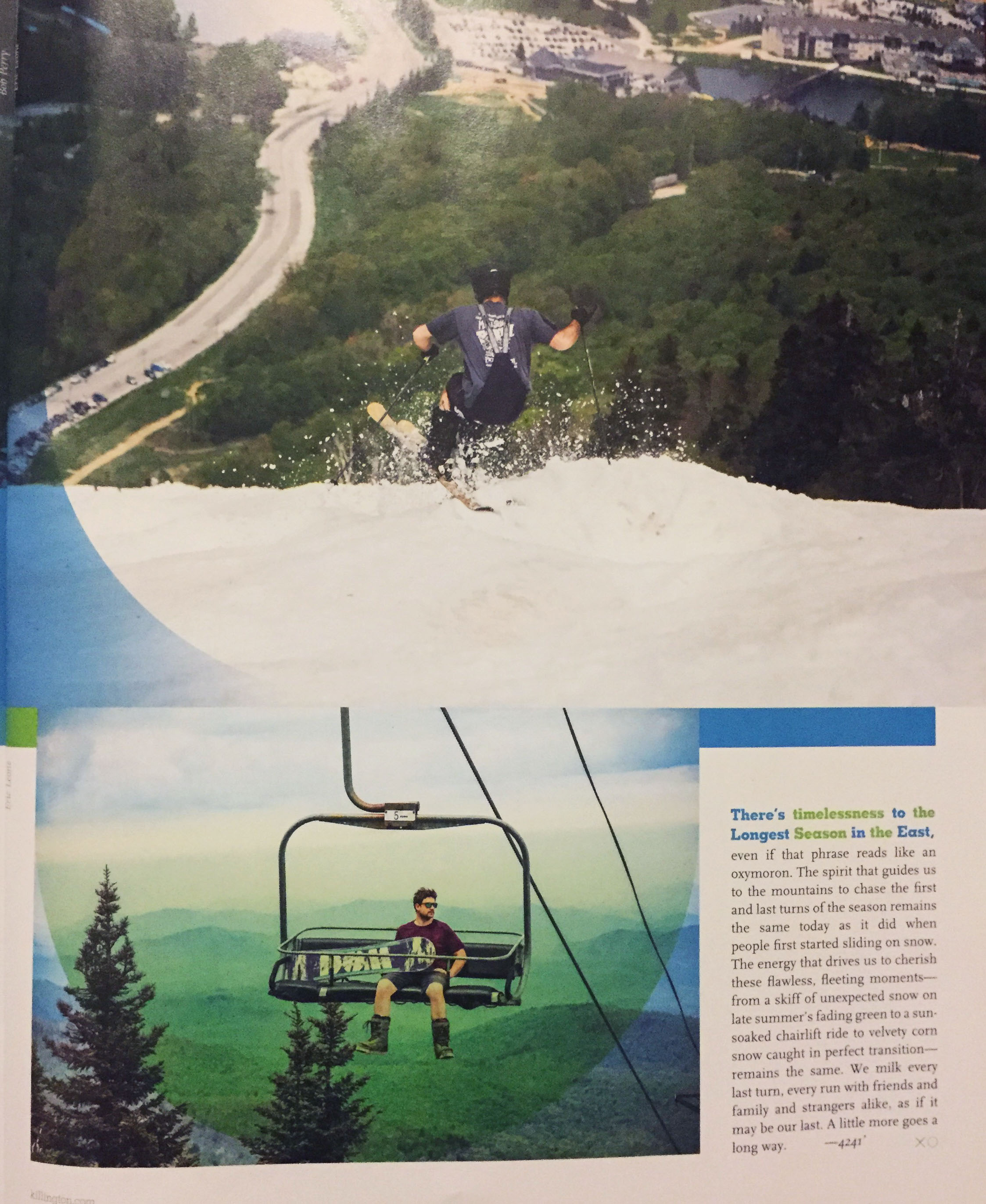 Killington 4241' Magazine