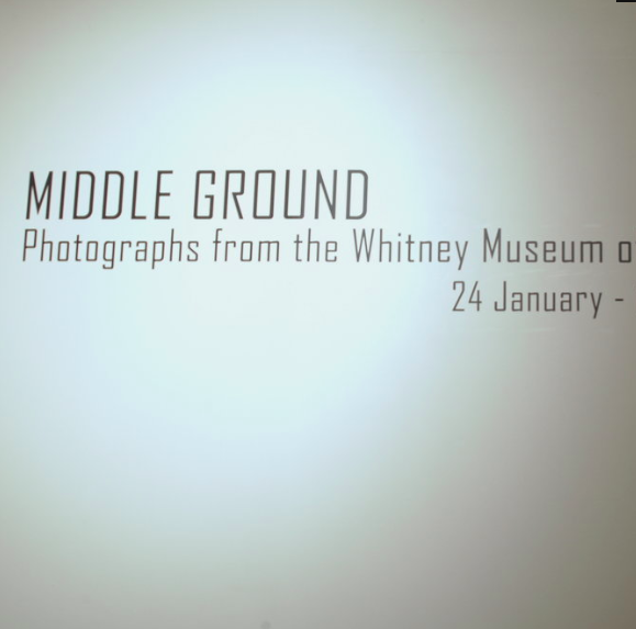 MIDDLE GROUND , 2006