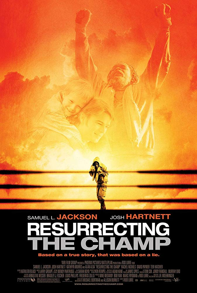 Ressurecting the Champ - Poster.jpg