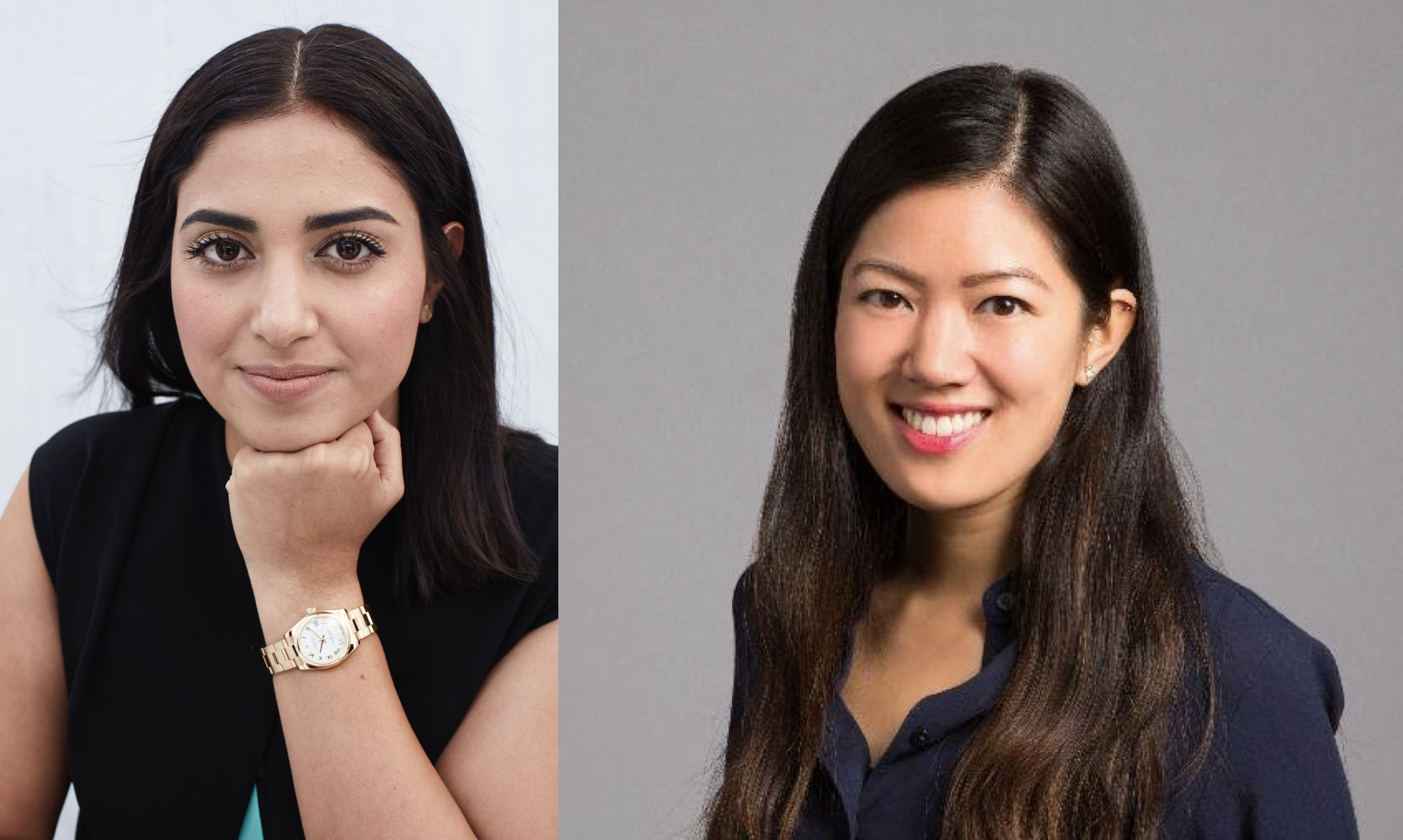 - Tanya Martinez & Pearl Chan, co-founders at Snowball Wealth