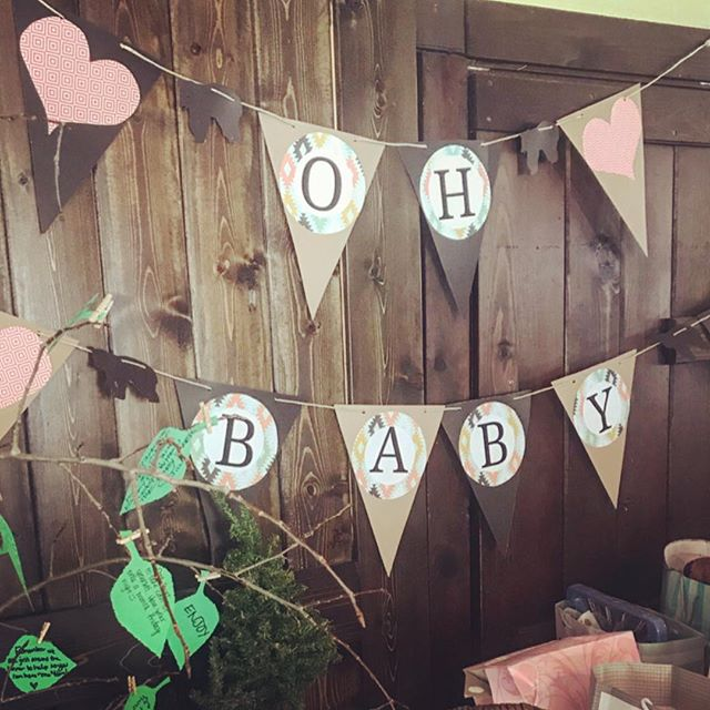 Nothing is sweeter than a baby, but this baby shower comes close. 💗. This beautiful, thoughtful Tahoe themed details at this shower made it a celebration to remember! 🌲🦊🐻🐿🦉🌲. Can't wait to meet you lil baby!!