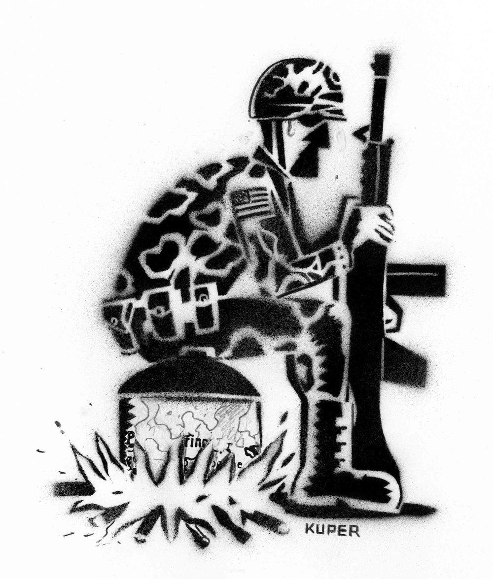 War&Peace #7