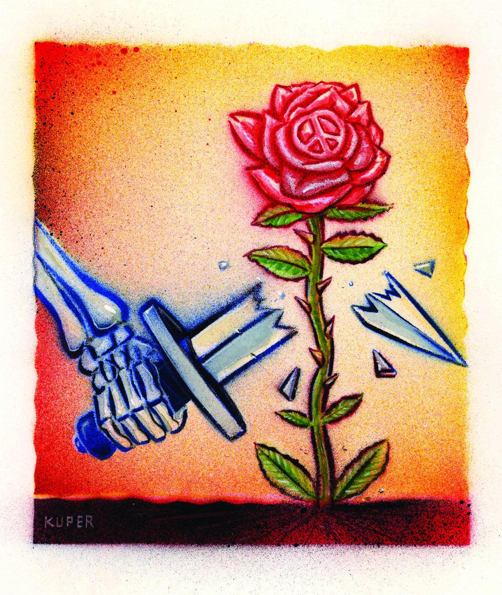 War&Peace #23