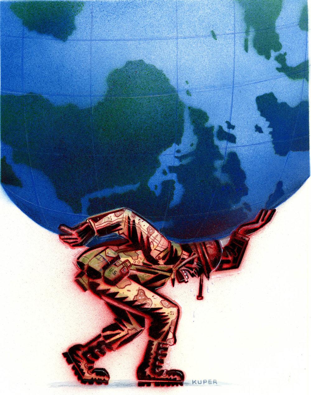 War&Peace #30