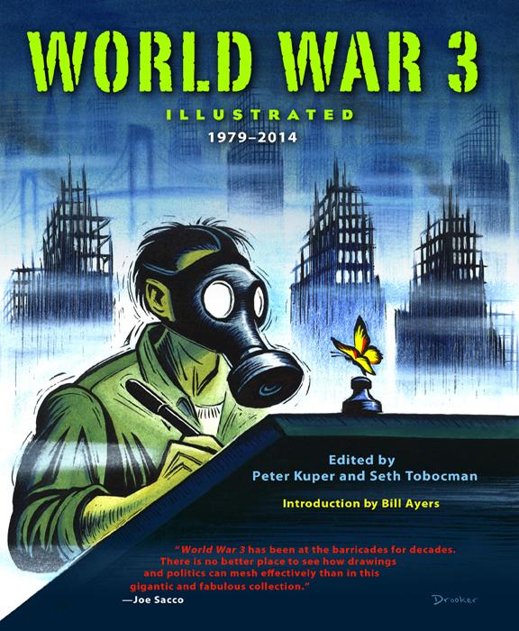 World War 3 Illustrated 1979-2014 Anthology