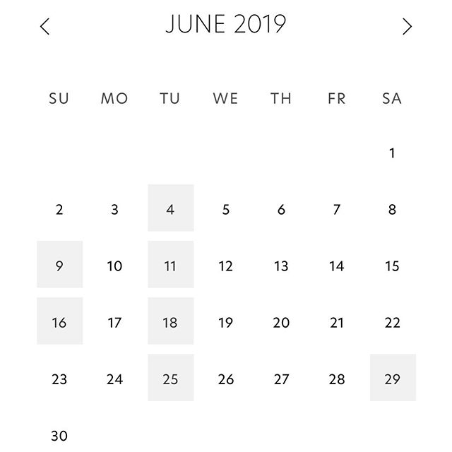 June classes are up! We will be making bathing suits, having sewing night every Tuesday, Fremont totes, and more! Link in profile to check out the schedule ☺️