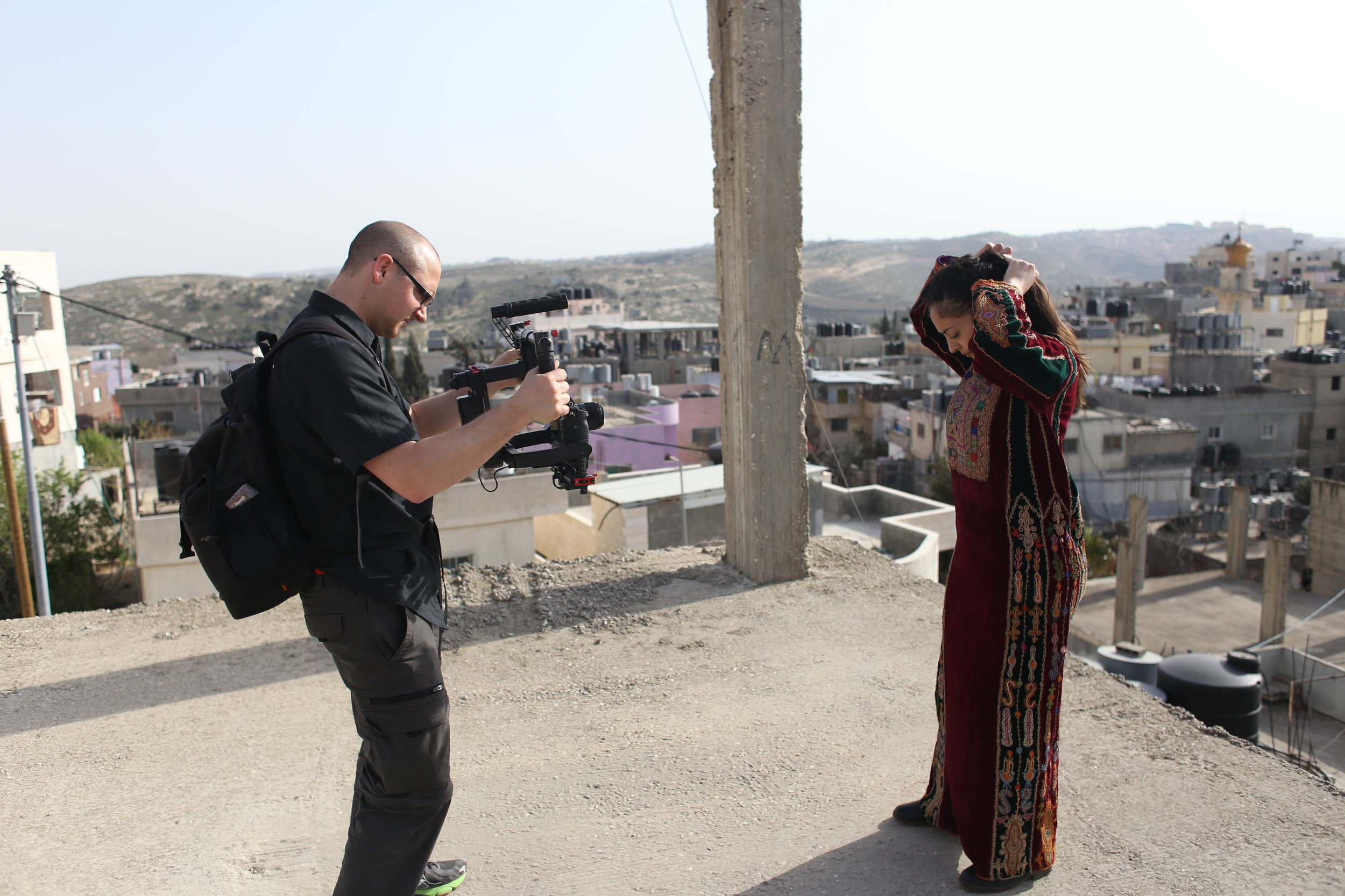 Shadia Mansour - Hip Hop Activist