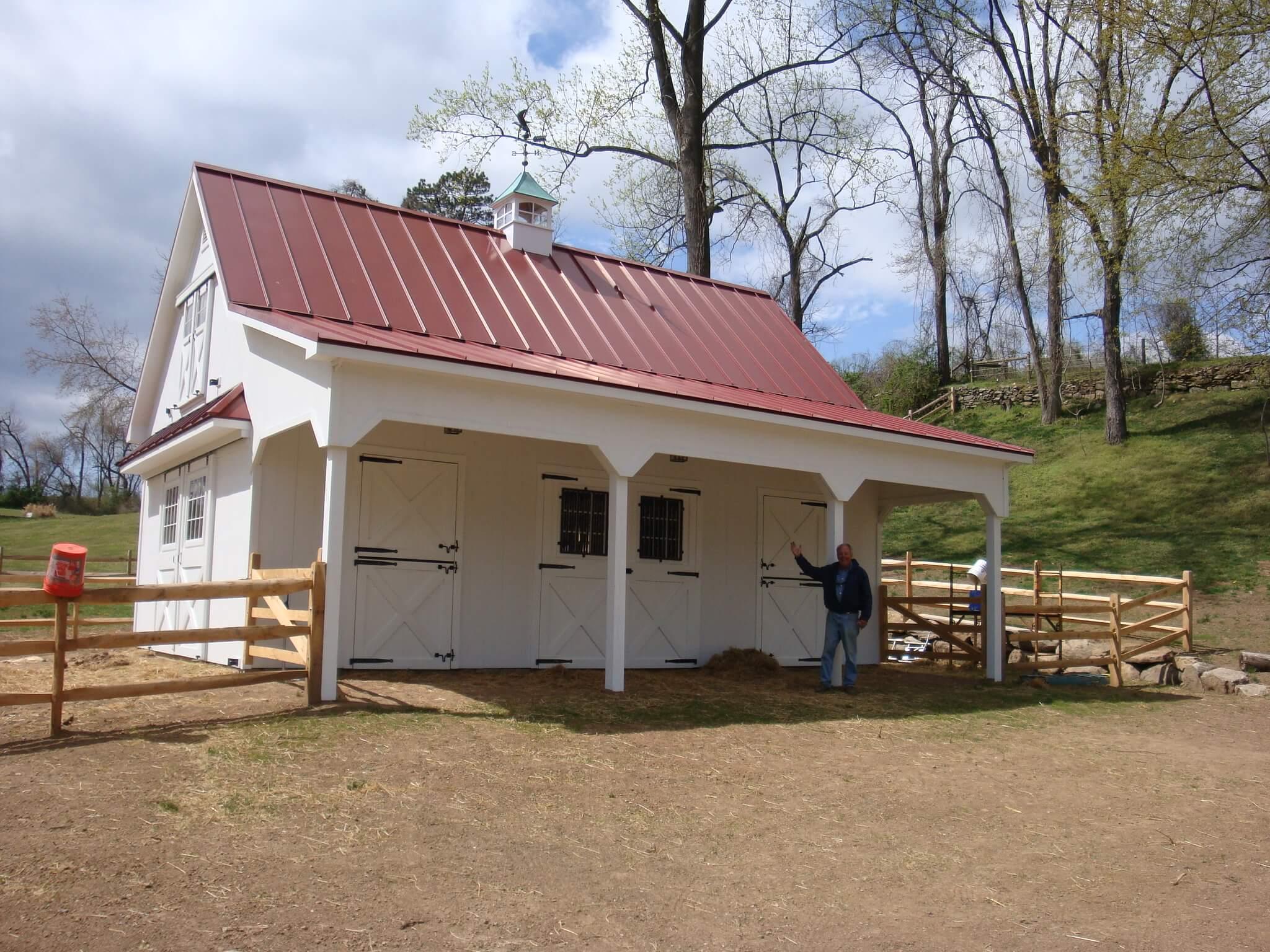 Groffdale Barns