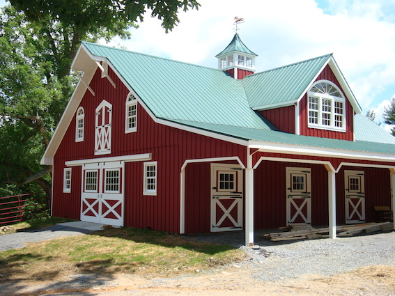 M. Johnson Barn